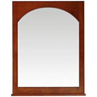 """Avanity Kent 28"""" Wide Chestnut Finish Wall Mirror   #V4894"""