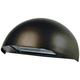 "Bronze Finish Energy Efficient 13"" Wide Outdoor Wall Light   #26122"