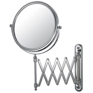 Aptations Chrome Swing Arm Vanity Mirror   #50809