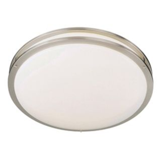 """Round 23 3/4"""" Wide ENERGY STAR Ceiling Light Fixture   #25832"""