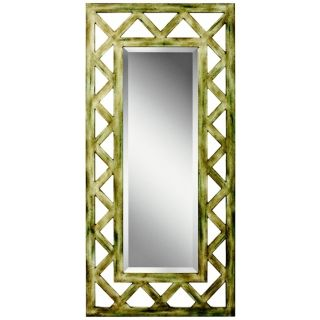 "Kichler Lattice 50"" High Rectangular Wall Mirror   #X5872"
