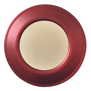 "Babette Holland Red 26"" Wide Wall Mirror   #37533"