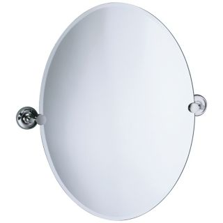 "Gatco Designer II 26 1/2"" High Tilting Wall Mirror   #P6569"