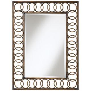 "Uttermost Abidos 40"" High Wall Mirror   #M2316"