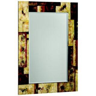 "Kichler Urban Traditions 36"" High Wall Mirror   #X4403"