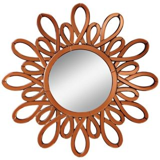 "Kichler Spice Mirror Frame 40"" Wide Wall Mirror   #X5793"