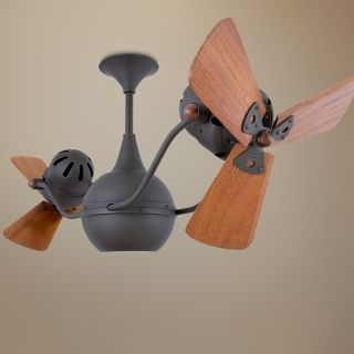 "42"" Matthews Vent Bettina Bronze Ceiling Fan   #72653 46868"
