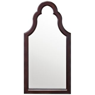 "Kichler Nadia 40"" High Arched Rectangular Wall Mirror   #X5818"