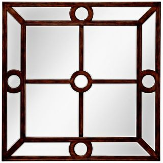 "Kichler Elara 40"" High Square Wall Mirror   #X5814"