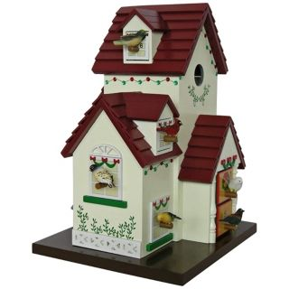 Advent Calendar Bird House   #M8828
