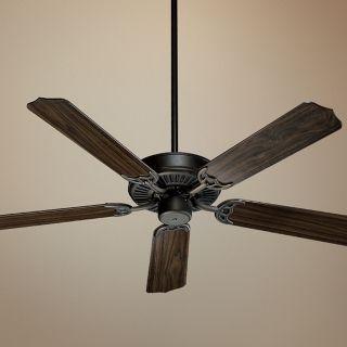 """52"""" Quorum Capri Oiled Bronze ENERGY STAR Ceiling Fan   #H9291"""