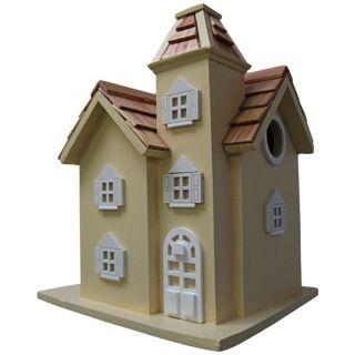 Wood Bird Houses And Feeders