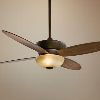 """52"""" Minka Aire Zen Oil Rubbed Bronze ENERGY STAR Ceiling Fan   #K4633"""