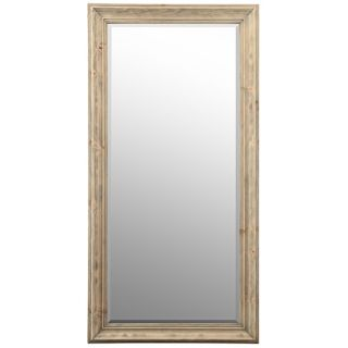"Cooper Classics Baker 72"" High Rectangular Wall Mirror   #X7019"