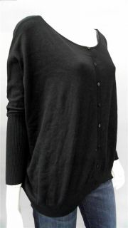 Romeo & Juliet Couture Ladies Womens S Stretch Pullover Sweater Black