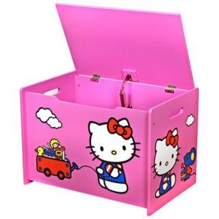 Hello Kitty Toy Box   #W6848