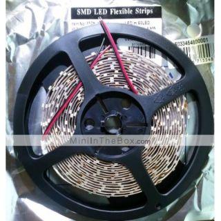 € 14.71   Tira de Luces LED No Impermeable 5m Luz Blanca