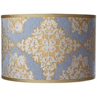 Blue Lamp Shades
