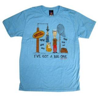 Butthead MTV Big One Cartoon Vintage Style Junk Food Adult T Shirt Tee