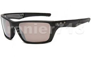 New Oakley Jury Polarized Sunglasses Matte Black OO Black Iridium