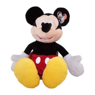 Just Play Plush Toys Disney Mickey Mouse 19 inch Stuffed Animal Toy