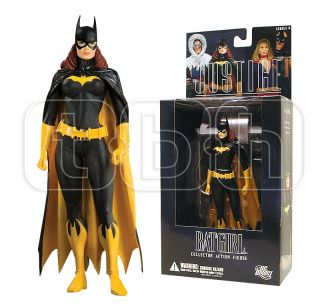 Batgirl Action Figure Justice League JLA Series 8 Alex Ross DC Direct