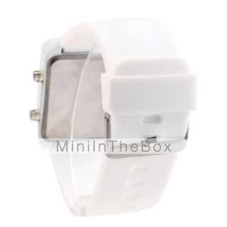 USD $ 7.19   Color Band 29 Blue and Red LED Sector Pattern LED Wrist