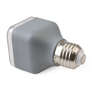 sensore a infrarossi e27 5w bianco naturale punto lampadina led (110v)