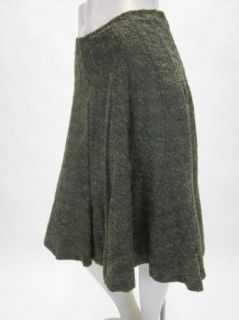 JUNYA Watanabe for Comme Des Garcons Olive Green Metallic Boucle A