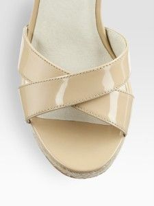 Michael Kors Kami Ankle Strap Womens Espadrille Wedge Sandal Heel