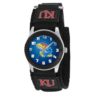 Game Time Youth Watch with Your Official College NCAA Logo Black