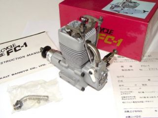 RARE Kalt FC 1 7 5 CC Four Stroke Model Engine