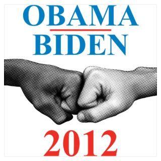Wall Art  Posters  Obama Biden 2012 Wall Art Poster