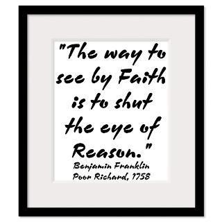 Ben Franklin Quotes Framed Prints  Ben Franklin Quotes Framed Posters