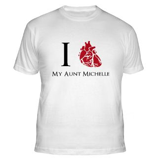 Love My Aunt Michelle Gifts & Merchandise  I Love My Aunt Michelle
