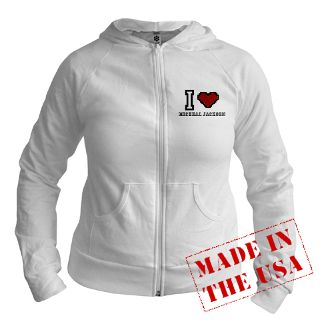 Love Micheal Jackson Hoodies & Hooded Sweatshirts  Buy I Love