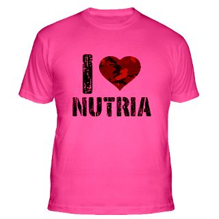 Love Nutria Gifts & Merchandise  I Love Nutria Gift Ideas  Unique