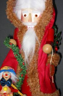 2005 Good Old Santa Signed Karla Steinbach Nutcracker Really Neat