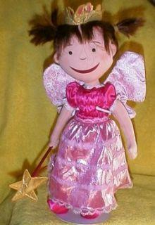 Victoria Kann Pinkalicious 16 Fairy Princess Cloth Doll by Jakks 2006