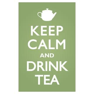 Wall Art > Posters > Keep Calm Drink Tea Poster