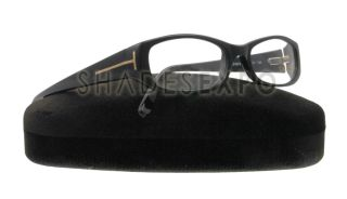 New Tom Ford Eyeglasses TF 5073 Black B5 52mm TF5073