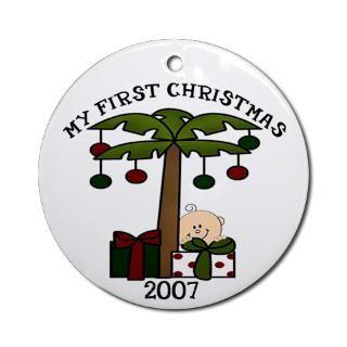 2007 Christmas Tree Christmas Ornaments  Unique Designs