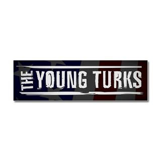 The Young Turks Car Magnet 10 x 3  The Young Turks Store  Where TYT