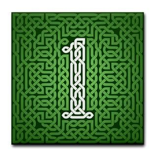 Celtic Knot Kitchen Tile