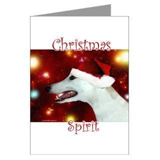 Animals Greeting Cards  White Spirit Greeting Cards (Pk of 10