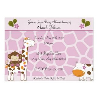 Baby Shower Invitations, 35000+ Baby Shower Announcements & Invites