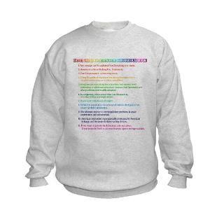 Sweatshirts & Hoodies  11 Things from Schoolhouse Rock Sweatshirt