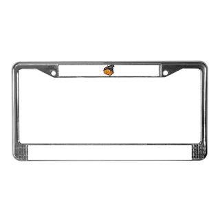 PUMPKIN (18) License Plate Frame for $15.00