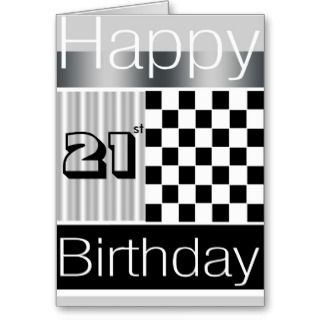 21st Birthday Cards, 21st Birthday Card Designs