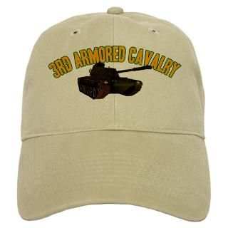 48 Tank 3rd ACR Baseball Cap